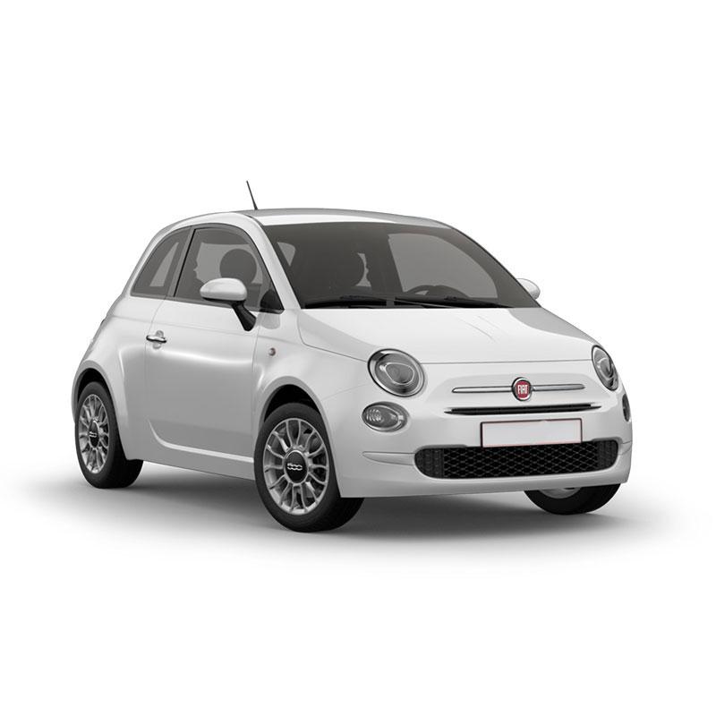 Fiat 500 - Rent a Car Beograd - Cube