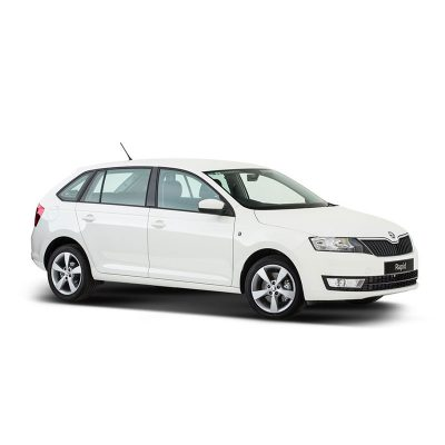 Škoda Rapid Spaceback - Rent a Car Beograd - Cube