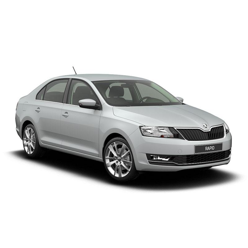 Škoda Rapid - Rent a Car Beograd - Cube