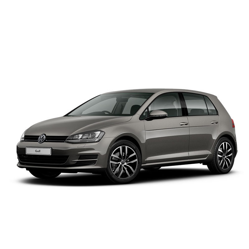 VW Golf 7 - Rent a Car Beograd - Cube